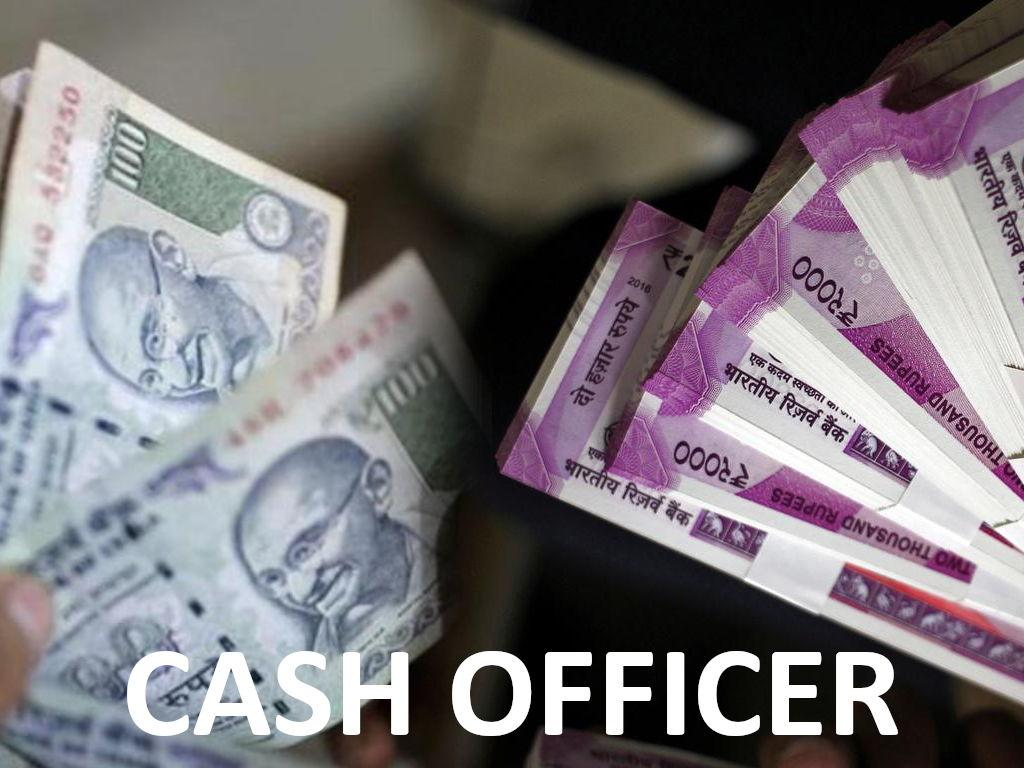 Cash Officer