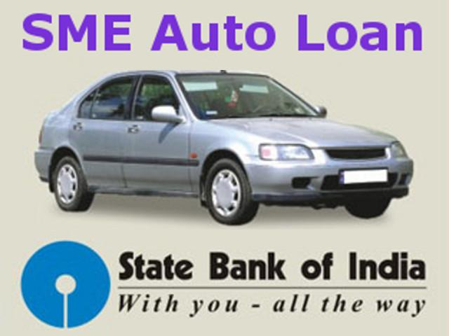 image of SBI Auto loan