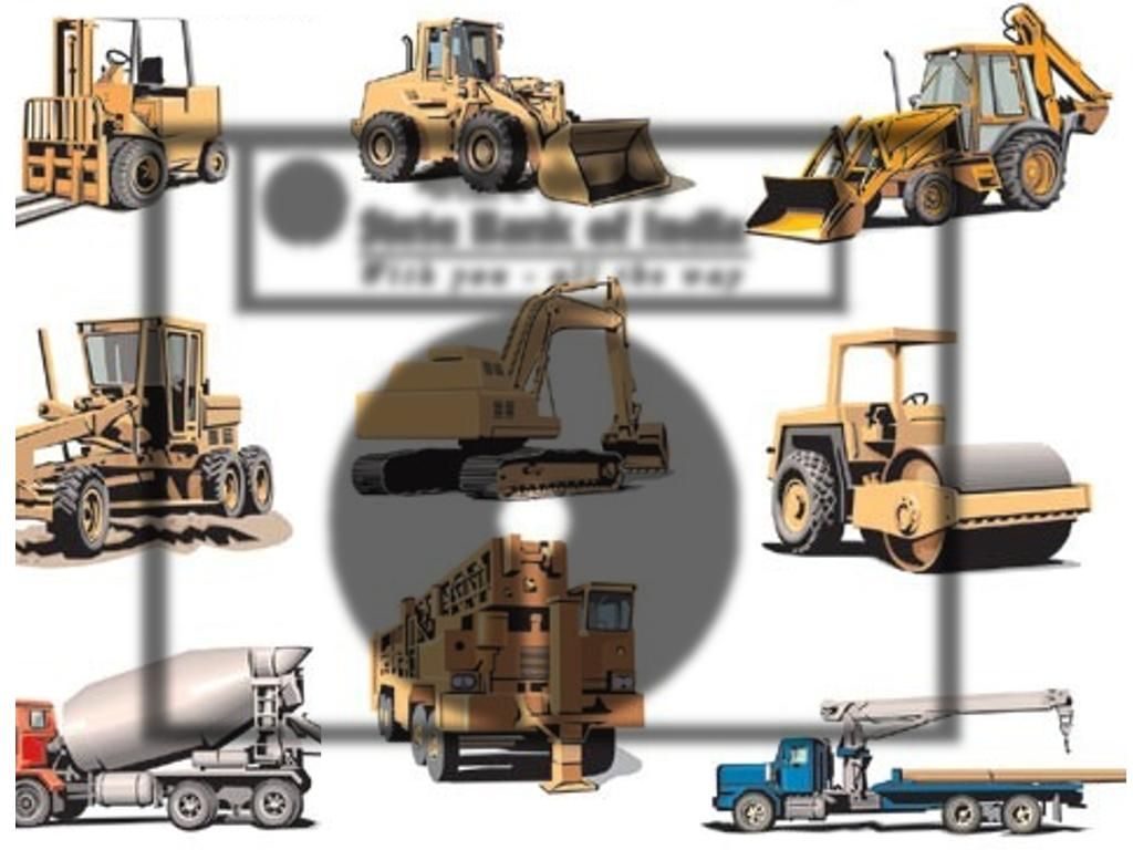 SBI SME Construction Equipment Loan