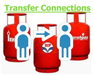 LPG Connection Transfer Procedures