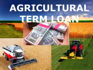Agricultural Term Loans (ATL)