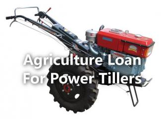 SBI Agriculture Loan - Financing For Power Tillers And Tractors
