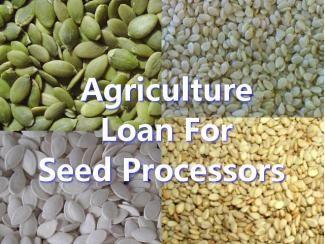SBI Agriculture Loan For Seed Processors