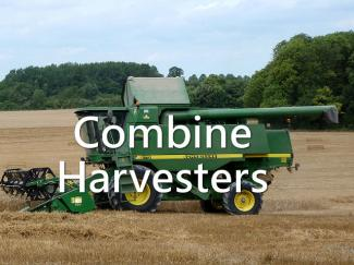 SBI Agriculture Loan - Financing For Combine Harvesters