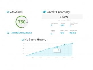 Representation image for Credit score