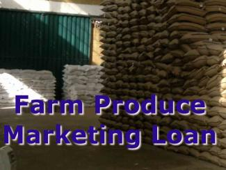 SBI Produce Marketing Loan (PML) For Farmers