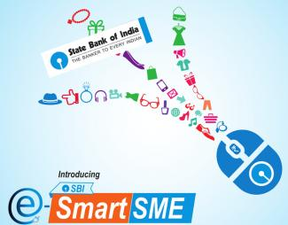 SBI e-Smart SME e-Commerce Loans