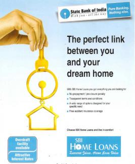 SBI housing loan brouchure