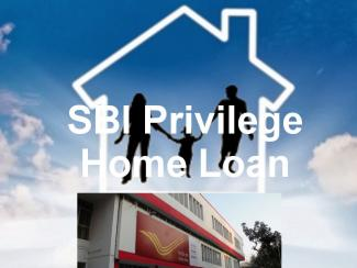 SBI Privilege Home Loan For Employees of Central / State Governments